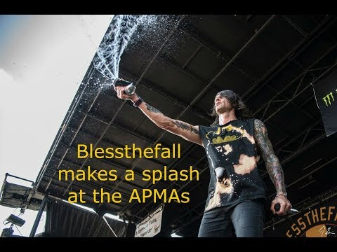 Blessthefall, APMAS interview 5