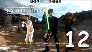 Star Wars Battlefront  #12   Traque du héros   Seul contre tous et Survivre dans la peau des Héros