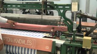 Digital Optic Warp and Weft Counter for PowerLoom Textiles