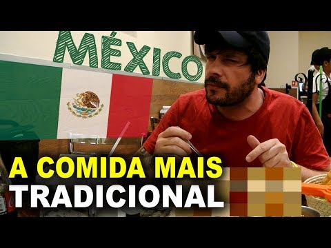 MÉXICO 5 - A VERDADEIRA COMIDA MEXICANA