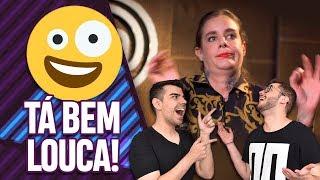 MASTERCHEF PROFISSIONAIS: AMANDO AS LOUCURAS DA ROBERTA! EP 04 | TEMP 03! | Virou Festa