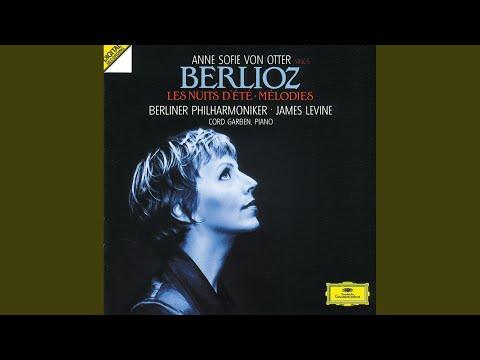 Berlioz: La mort d'Ophélie (Ballade H.92A) - Andantino con moto quasi allegretto