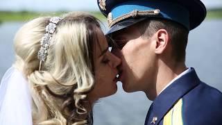Иван и Ангелина(Свадебный клип , свадьба в военной форме , г.Кричев)Свадьба военного .