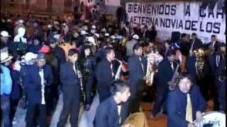 Banda Ascencion Huanza en Carhua Concurso.avi