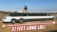 I Bought a Freaking GIGANTIC Cheap Limo and It's Amazing... (TRIPLE AXLE lol)
