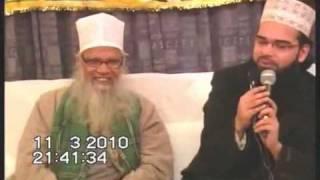 Syed Noorani Miya Ashrafi al Jilani - Reciting Naat Sharif Woh Toh Khuda Ka Noor Hai P1/2