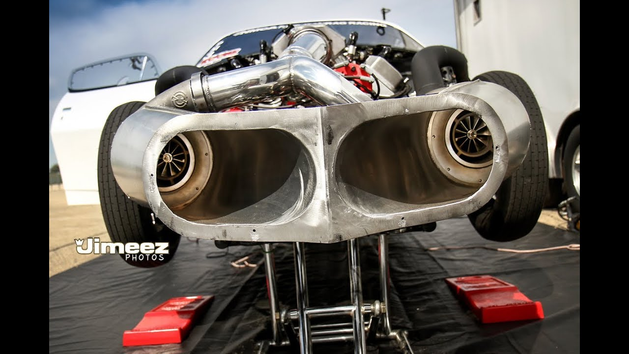 Ram Srt 10 >> TWIN TURBO '701/2 Z/28 STEVE SUMMERS CAMARO WARMUP AND TEST HITS AT RT66 - YouTube