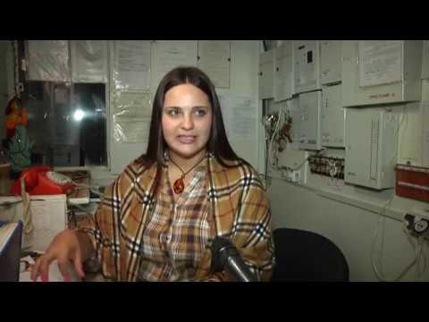 TV7plus: Світловий флешмоб «ХНУ - 56»