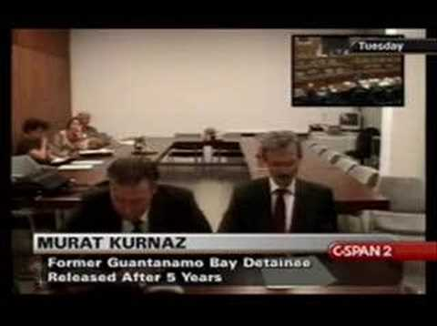 Murat Kurnaz: Detention at Guantanamo Bay  Panel 1 (2/8)