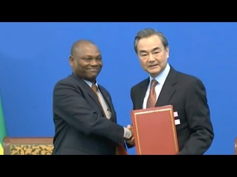 China resumes diplomatic relations with Sao Tome and Principe
