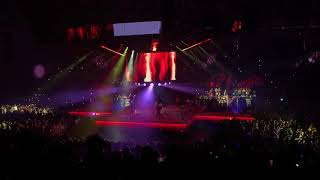 Bad Bunny CHAMBEA en vivo Dallas, Texas