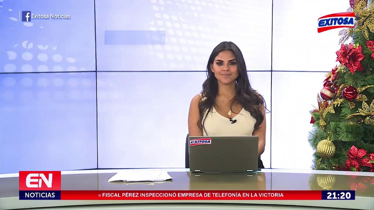 🔴EN VIVO | 'EXITOSA NOTICIAS' con CLAUDIA CHIROQUE - 17/12/19 - YouTube