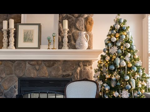 House Tour | Winter Greenery Brings This Family Home Into The Holiday Spirit Mp3