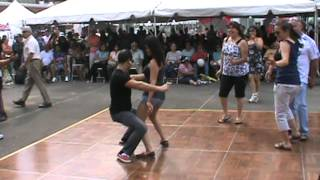PERUVIAN DANCE MUSIC FESTIVAL OF CEBICHE