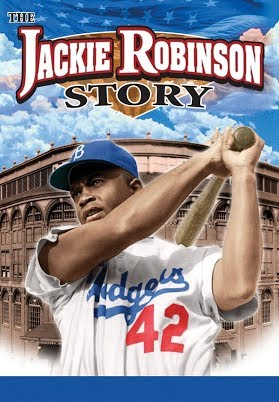 The Jackie Robinson Story In Color Youtube