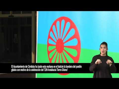 Conmemoración del '22N Andalucía Tierra Gitana'