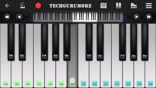 Download Hindi Video Songs - Tay Hai Rustom Piano Tutorial   Ankit Tiwari