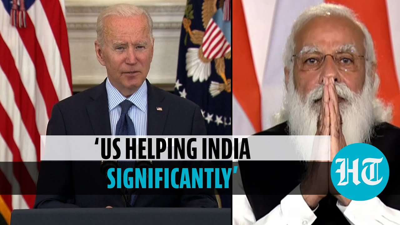 Covid-19 | 'United States is doing a lot for India': President Joe Biden