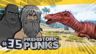 ARK Prehistoric Punks #35 - Baryonyx Hunt!