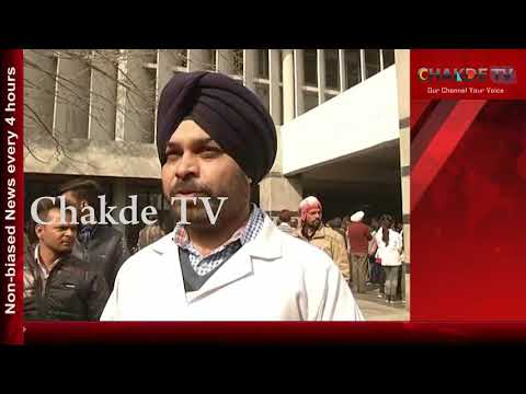 Doctors' body, Amritsar MP at loggerheads over Guru Nanak hospital's functioning