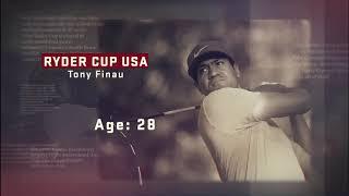 Tony Finau: Final 2018 U.S. Ryder Cup pick, player profile