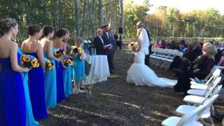 Forrest Weddings in New Jersey - DiMeo Blueberry Farm