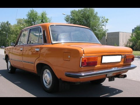 ФЕ-АД 125п (FIAT 125p) ополяченный итальянец (ч.2 ремонт)
