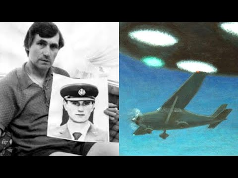 The Frederick Valentich UFO Encounter Observed by Secret Government Tracking Facility - FindingUFO
