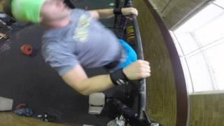 Crossfit Power Clean C2B Ascent Descent