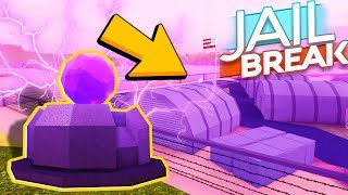 HOW TO DISABLE FORCE FIELD IN *NEW* MILITARY BASE! (Roblox JAILBREAK) thumbnail