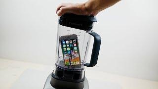 will it blend iphone 8 vs samsung galaxy s8
