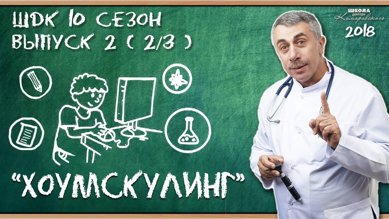 Хоумскулинг (домашнее обучение) - Доктор Комаровский