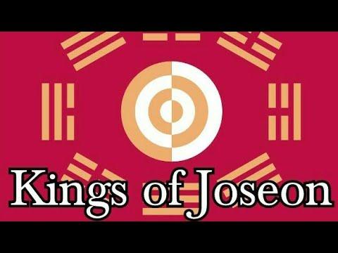 Kings of Joseon