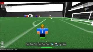 Roblox Rookie Ro soccer skills #1