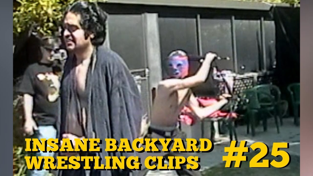 INSANE Backyard Wrestling Clips #25 | One Last Time ...