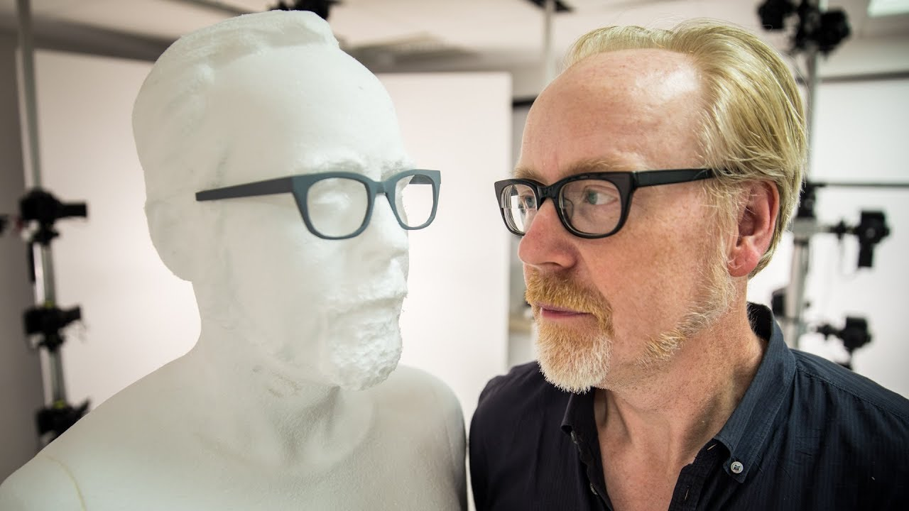 Image result for Adam Savage