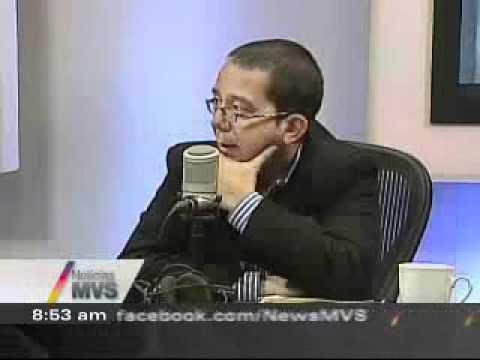 Pablo Reinah con Aristegui Montaje Cassez