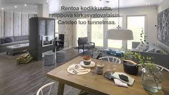 Ainoakoti HauHaus, Kodin Ykkösen Jyväskylän Asuntomessujen 2014 kohde