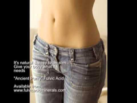 How Do Celebrities Stay Slim ? Fulvic Acid
