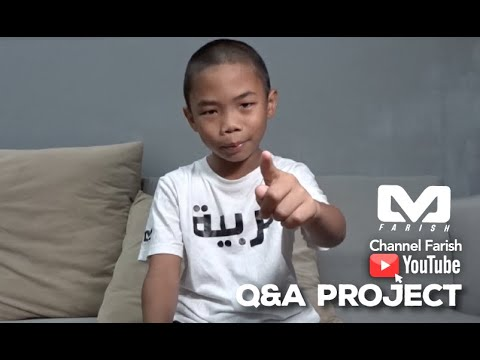 Muhammad Farish | Q&A Project