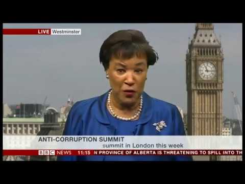 BBC News interviews Secretary-General Scotland on how the Commonwealth is tackling corruption