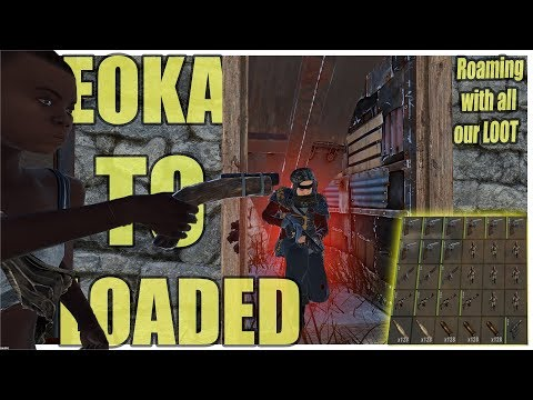 EOKA to LOADED - ROAMING with all OUR LOOT   Vanilla Rust thumbnail