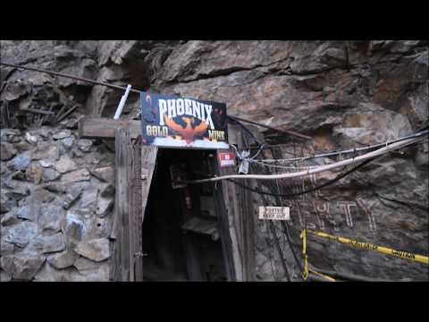 Code 3 Paranormal - Phoenix Gold Mine - Idaho Springs, CO