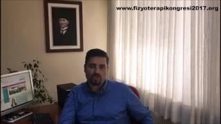 6. Ulusal Fizyoterapi ve Rehabilitasyon Kongresi, Doç. Dr. Hayri Baran Yosmaoğlu