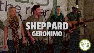 Sheppard perform
