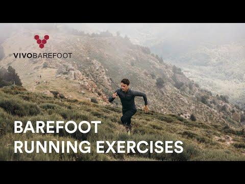 Vivobarefoot Barefoot Running Exercises