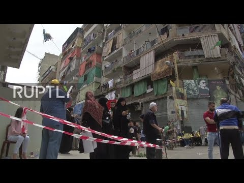 Lebanon: Voting in parliamentary election underway in Beirut