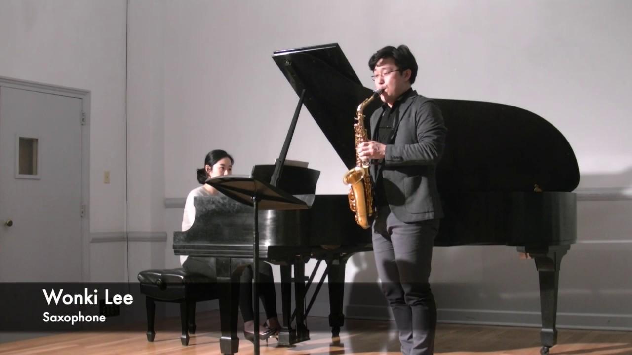 Lars-Erik Larsson Saxophone Concerto-Adagio