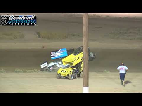 Central Arizona Speedway Power 600 Unrestricted Main  August 31 2019
