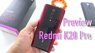 พรีวิว Redmi K20 Pro นักฆ่าเรือธง ที่นี่ที่แรก!!!